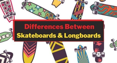 Differences Between Skateboards & Longboards