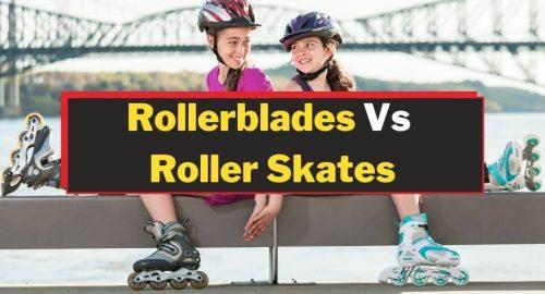 Rollerblades Vs Roller Skates